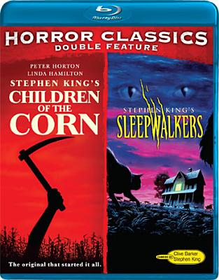 BLU RAY DOUBLE FEATURE:STEPHEN KING BY KRIGE,ALICE (Blu-Ray)